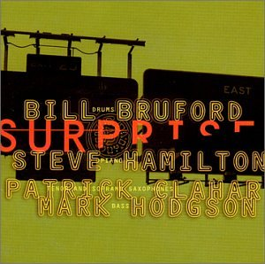 Bill Bruford, Revel Without A Pause, Tenor Saxophone