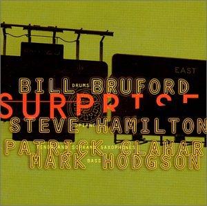 Bill Bruford, Cloud Cuckoo Land, Tenor Saxophone