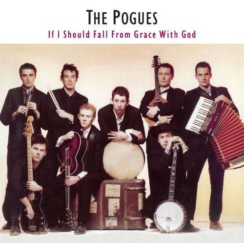 The Pogues & Kirsty MacColl, Fairytale Of New York, Piano, Vocal & Guitar (Right-Hand Melody)