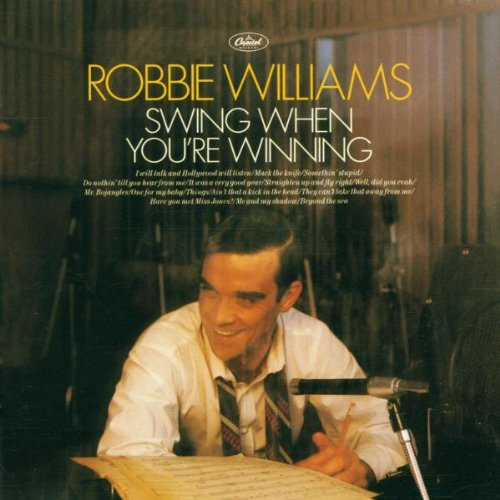 Robbie Williams and Nicole Kidman, Somethin' Stupid, Piano, Vocal & Guitar