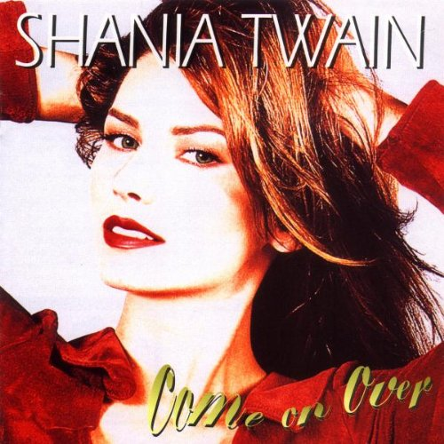 Shania Twain, I'm Holdin' On To Love (To Save My Life), Piano, Vocal & Guitar