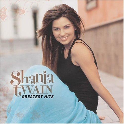 Shania Twain, Any Man Of Mine, Piano, Vocal & Guitar