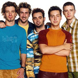 'N Sync, Girlfriend, Piano, Vocal & Guitar (Right-Hand Melody)