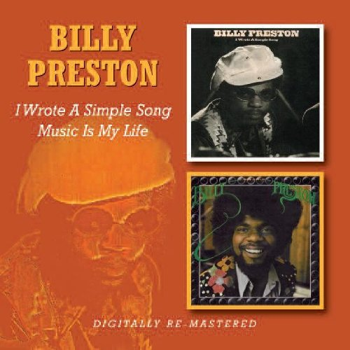 Billy Preston, Will It Go Round In Circles, Piano, Vocal & Guitar (Right-Hand Melody)