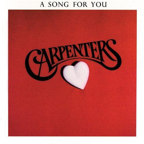 Carpenters, Top Of The World, Piano (Big Notes)