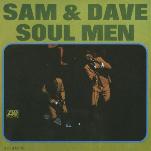 Sam & Dave, Soul Man, Piano, Vocal & Guitar (Right-Hand Melody)