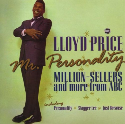 Lloyd Price, Stagger Lee, Piano, Vocal & Guitar (Right-Hand Melody)