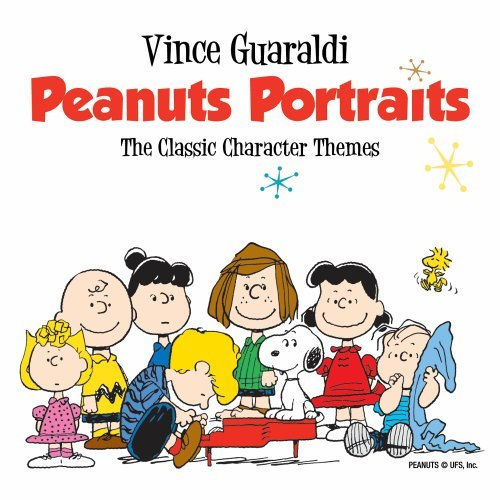 Vince Guaraldi, Schroeder, Piano (Big Notes)