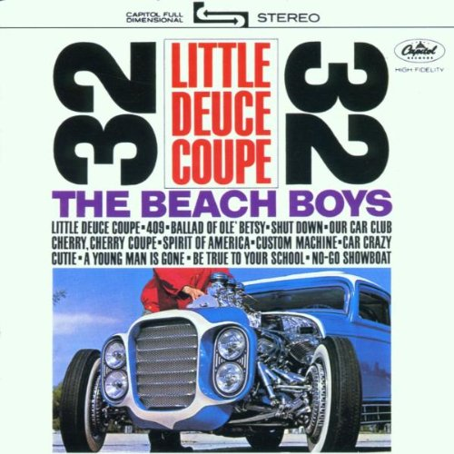 The Beach Boys, Little Honda, Piano, Vocal & Guitar (Right-Hand Melody)