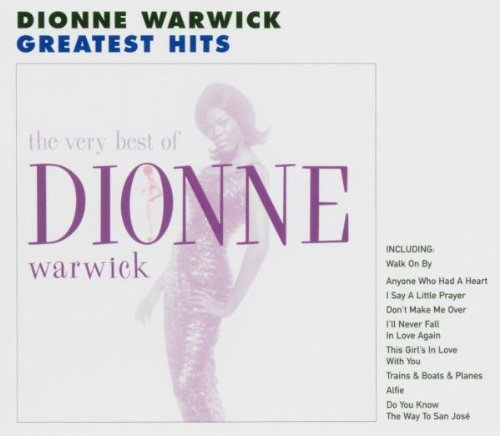 Dionne Warwick, I'll Never Love This Way Again, Easy Piano