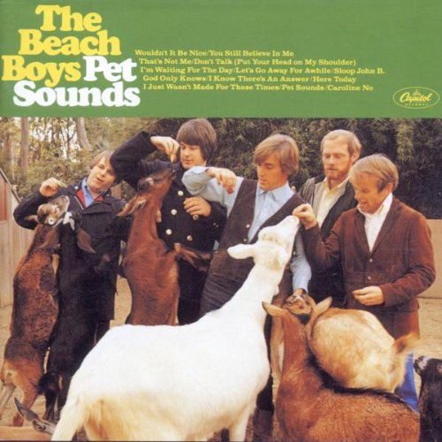 The Beach Boys, God Only Knows, Piano, Vocal & Guitar (Right-Hand Melody)