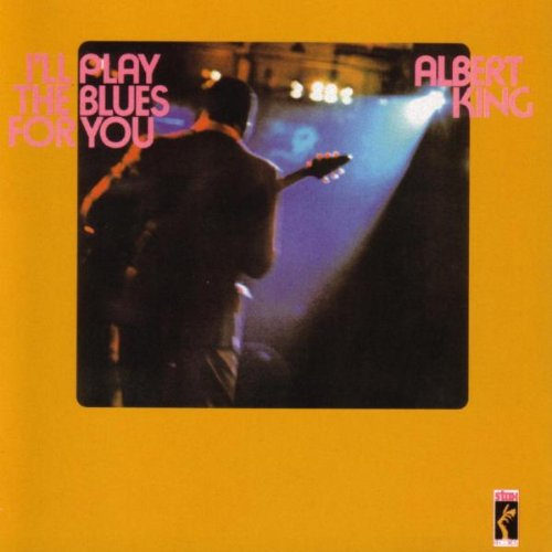 Albert King, I'll Play The Blues For You, Piano, Vocal & Guitar (Right-Hand Melody)