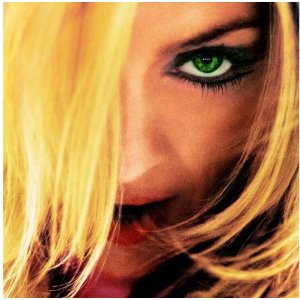 Madonna, Beautiful Stranger, Piano, Vocal & Guitar (Right-Hand Melody)