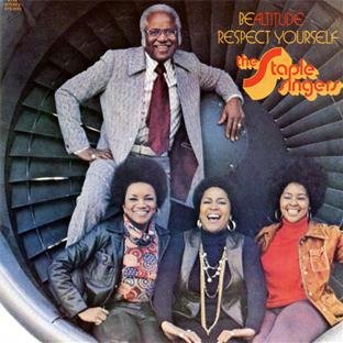 The Staple Singers, Respect Yourself, Piano, Vocal & Guitar (Right-Hand Melody)
