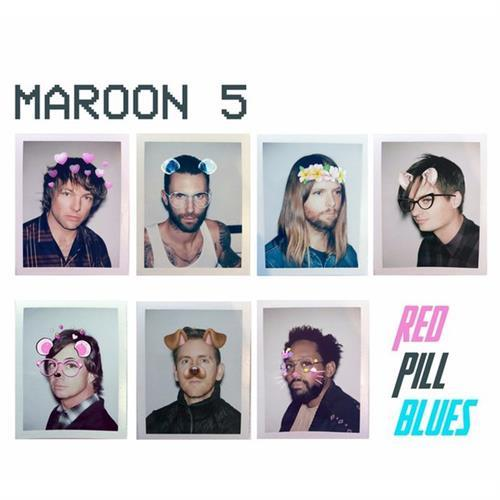Maroon 5, Girls Like You, Piano, Vocal & Guitar (Right-Hand Melody)