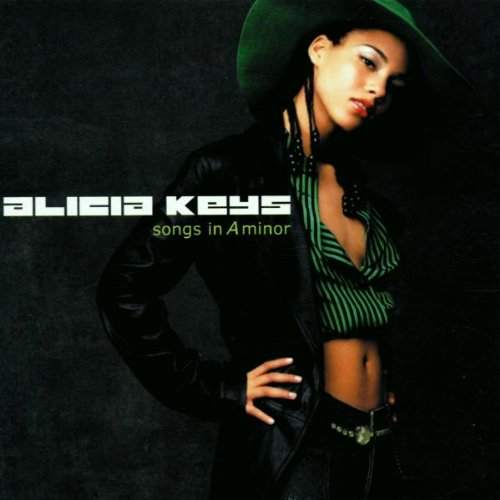 Alicia Keys, Caged Bird, Piano, Vocal & Guitar (Right-Hand Melody)
