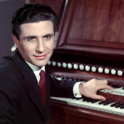 Gilbert Becaud, What Now My Love, Easy Piano