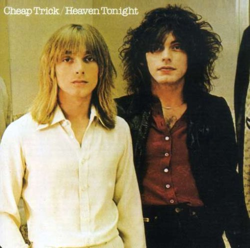 Cheap Trick, Surrender, Piano, Vocal & Guitar (Right-Hand Melody)