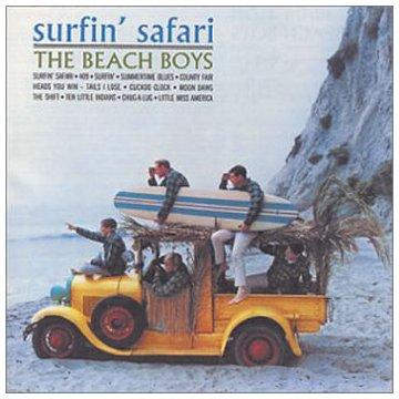The Beach Boys, Shut Down, Guitar Tab