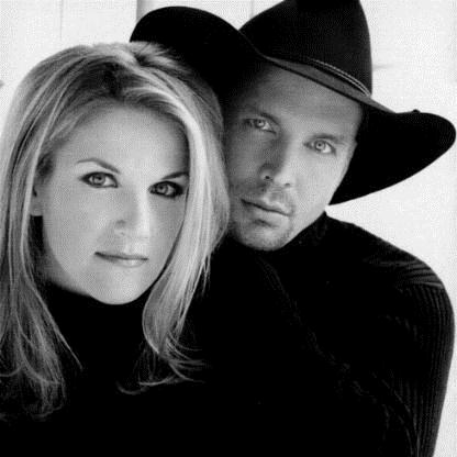 Garth Brooks With Trisha Yearwood, Squeeze Me In, Piano, Vocal & Guitar (Right-Hand Melody)
