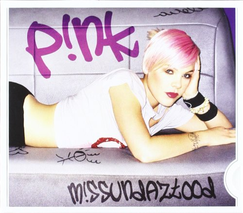 Pink, Don't Let Me Get Me, Piano, Vocal & Guitar (Right-Hand Melody)