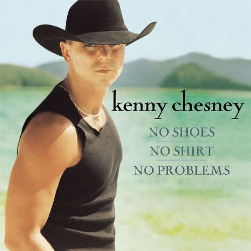 Kenny Chesney, Young, Piano, Vocal & Guitar (Right-Hand Melody)