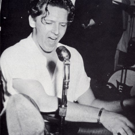 Jerry Lee Lewis, One Has My Name, The Other Has My Heart, Piano, Vocal & Guitar (Right-Hand Melody)