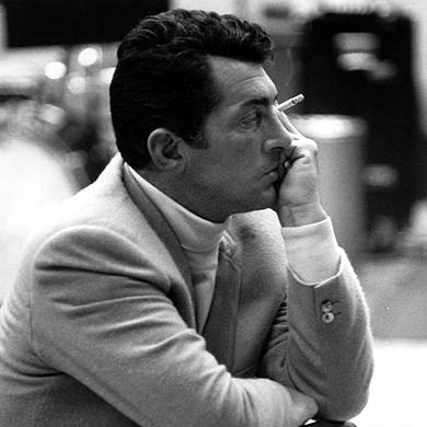 Dean Martin, In The Misty Moonlight, Piano, Vocal & Guitar (Right-Hand Melody)