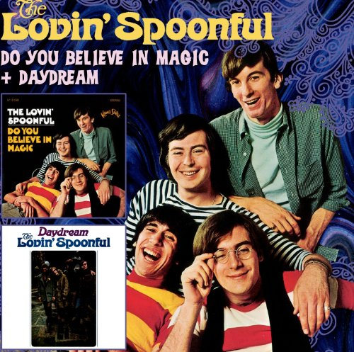 The Lovin' Spoonful, Do You Believe In Magic, Piano, Vocal & Guitar (Right-Hand Melody)