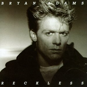 Bryan Adams, It's Only Love, Piano, Vocal & Guitar (Right-Hand Melody)