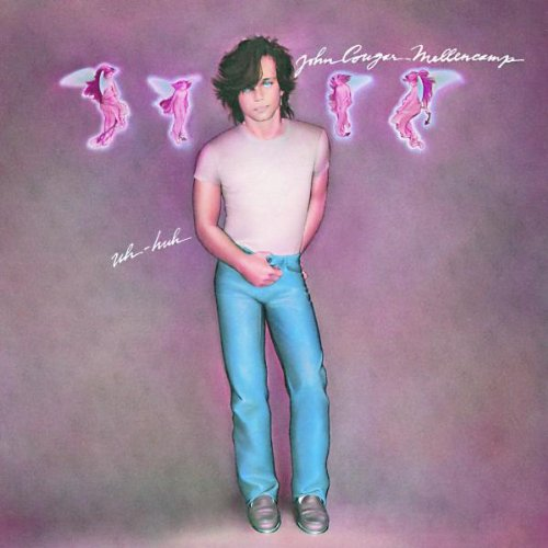 John Mellencamp, Pink Houses, Piano, Vocal & Guitar (Right-Hand Melody)