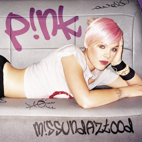 Pink, Gone To California, Piano, Vocal & Guitar (Right-Hand Melody)
