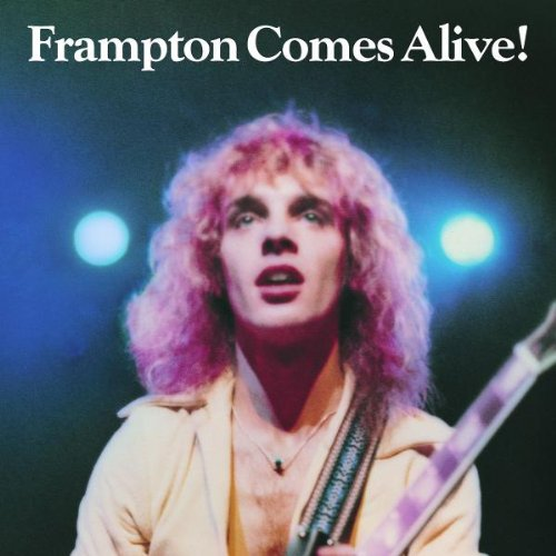 Peter Frampton, Show Me The Way, Piano, Vocal & Guitar (Right-Hand Melody)