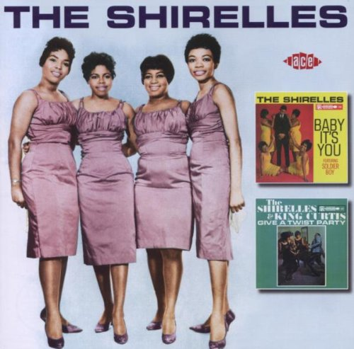 The Shirelles, Soldier Boy, Piano, Vocal & Guitar (Right-Hand Melody)