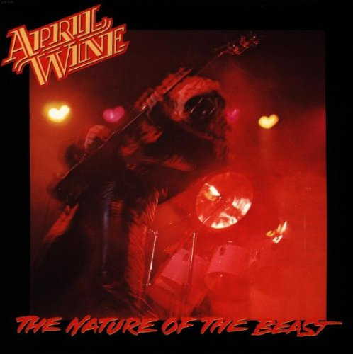 April Wine, Sign Of The Gypsy Queen, Piano, Vocal & Guitar (Right-Hand Melody)