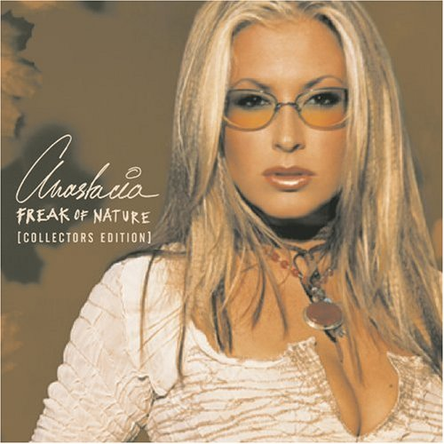 Anastacia, Freak Of Nature, Piano, Vocal & Guitar