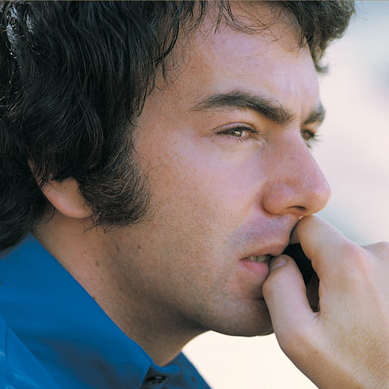 Neil Diamond, Turn Down The Lights, Piano, Vocal & Guitar (Right-Hand Melody)