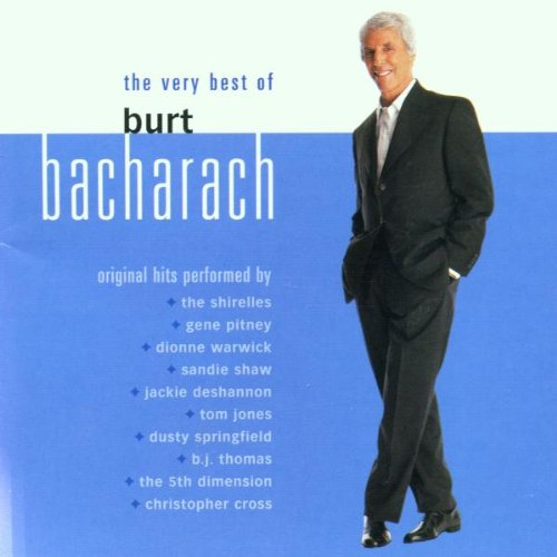 Bacharach & David, Don't Make Me Over, Piano & Vocal