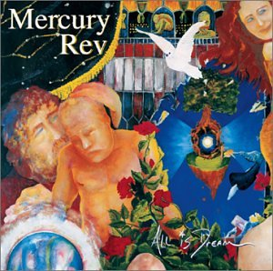 Mercury Rev, The Saw Song, Piano, Vocal & Guitar (Right-Hand Melody)