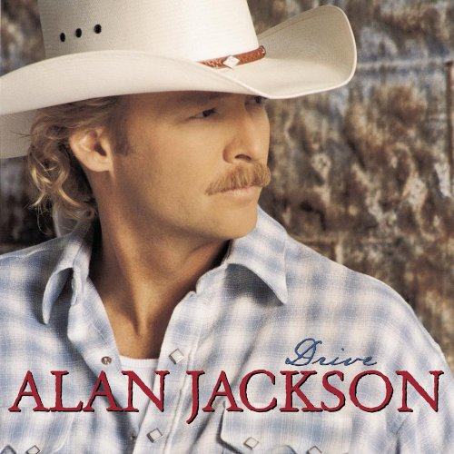 Alan Jackson, A Little Bluer Than That, Piano, Vocal & Guitar (Right-Hand Melody)