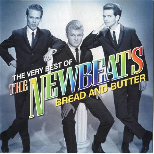Newbeats, Bread And Butter, Piano, Vocal & Guitar (Right-Hand Melody)