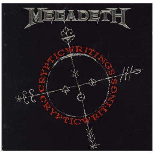 Megadeth, Trust, Guitar Tab