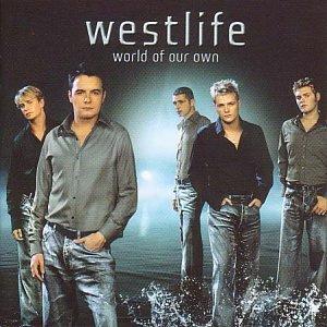Westlife, I Cry, Piano, Vocal & Guitar