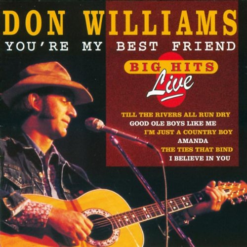 Don Williams, I Believe In You, Easy Piano