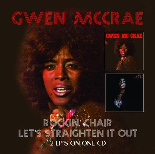 Gwen McCrae, Rockin' Chair, Piano, Vocal & Guitar (Right-Hand Melody)