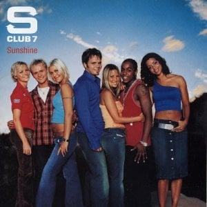 S Club 7, Stronger, Piano, Vocal & Guitar