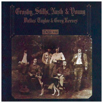 Crosby, Stills, Nash & Young, Our House, Easy Piano