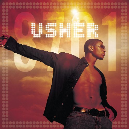 Usher, Can U Help Me, Piano, Vocal & Guitar (Right-Hand Melody)