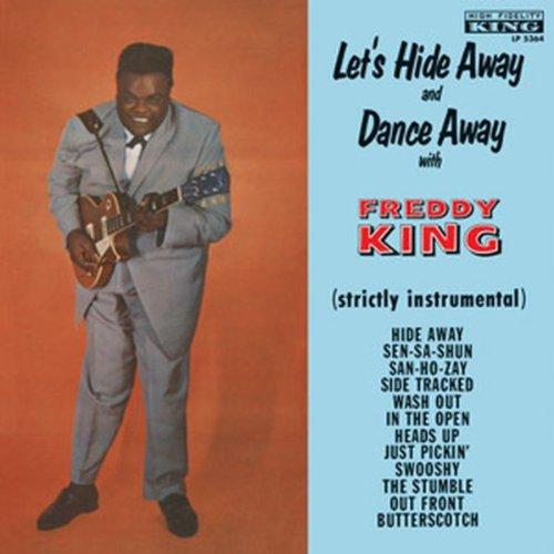 Freddie King, Hide Away, Guitar Tab