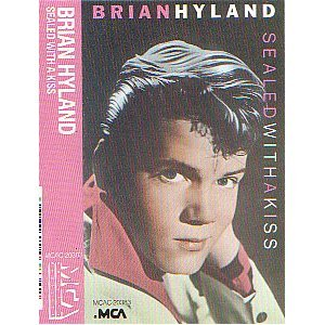 Brian Hyland, Sealed With A Kiss, Piano, Vocal & Guitar (Right-Hand Melody)